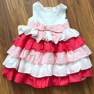 """Birthday Dress"" Baby Girl 1st 2nd Bday Outfit"